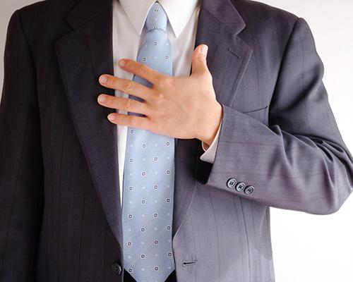 代表の顔イメージ