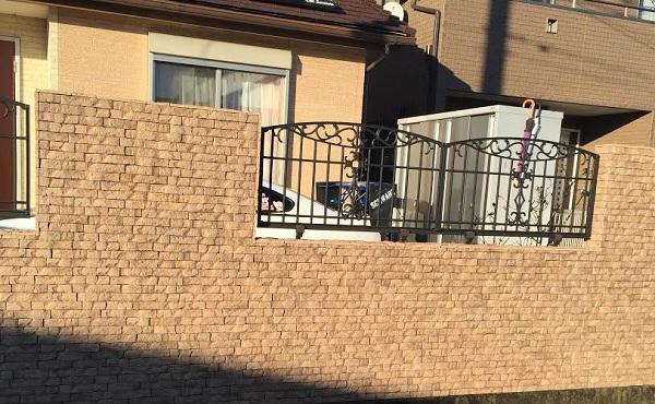 塀 鋳物フェンス