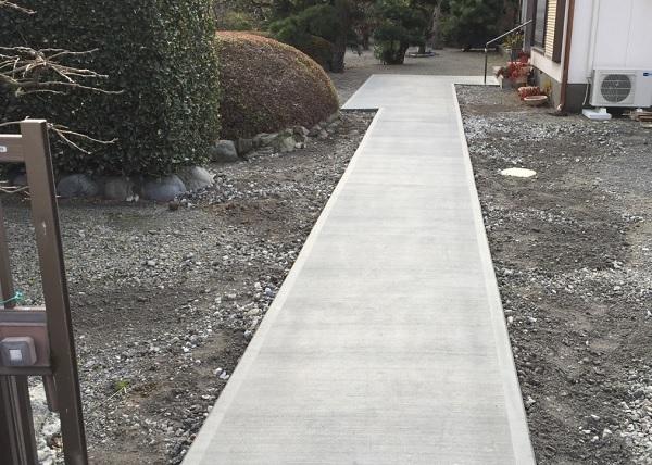 コンクリート 土間
